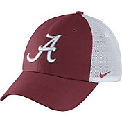 Nike Men's Alabama Crimson Tide Crimson/White Heritage86 Performance Trucker Hat
