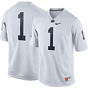Nike Men's Penn State Nittany Lions #1 Game Football Jersey