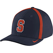 Nike Men's Syracuse Orange Blue Aerobill Swoosh Flex Classic99 Football Sideline Hat