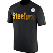 Nike Men's Pittsburgh Steelers Sideline 2017 Legend Team Performance T-Shirt
