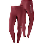 Nike Women's Oklahoma Sooners Crimson Pro Tights