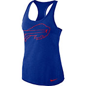 Nike Women's Buffalo Bills Dri-FIT Performance Royal Tank Top