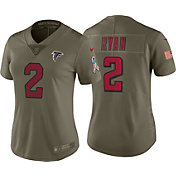 Nike Women's Home Limited Salute to Service 2017 Atlanta Falcons Matt Ryan #2 Jersey