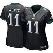 Nike Women's Alternate Game Jersey Philadelphia Eagles Carson Wentz #11