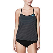 Nike Women's Glow Layered Tankini