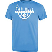 Jordan Youth North Carolina Tar Heels Carolina Blue Basketball Legend T-Shirt
