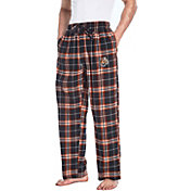 Concepts Sport Men's Cincinnati Bengals Huddle Flannel Pants