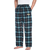 Concepts Sport Men's Jacksonville Jaguars Huddle Flannel Pants