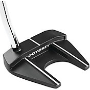 Odyssey O-Works Black #7 Tank Putter – SuperStroke Tank Grip