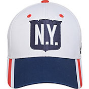 adidas Youth 2018 Winter Classic New York Rangers Structured White Flex Hat