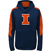 Gen2 Youth Illinois Fighting Illini Blue Hyperlink Hoodie