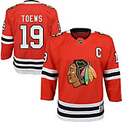 NHL Youth Chicago Blackhawks Jonathan Toews #19 Premier Home Jersey