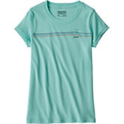 Patagonia Girls' Graphic Organic T-Shirt
