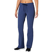 Reebok Women's French Terry Heather Flare Pants