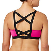 Reebok Women's Thick Back Strap Performance Sports Bra