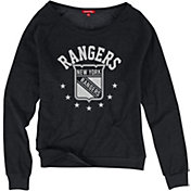 Mitchell & Ness Women's New York Rangers Fleece Sweatshirt