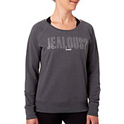 Reebok Women's Jealous? Graphic Sweatshirt