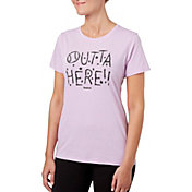 Reebok Women's Outta Here Graphic T-Shirt