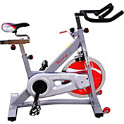 Sunny Health & Fitness Belt Drive Pro Indoor Cycling Bike