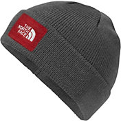 The North Face Men's Felted Logo Beanie