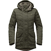 The North Face Women's Indi Insulated Fleece Parka - Past Season