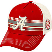 Top of the World Men's Alabama Crimson Tide Crimson/White Sunrise Adjustable Snapback Hat