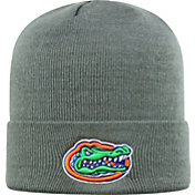 Top of the World Men's Florida Gators Grey Cuff Knit Beanie