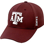 Top of the World Men's Texas A&M Aggies Maroon Booster Plus 1Fit Flex Hat