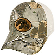 Top of the World Men's Iowa Hawkeyes Realtree Xtra Yonder Adjustable Snapback Hat