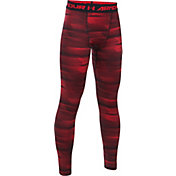 Under Armour Girls' ColdGear Novelty Leggings