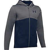 Under Armour Boys' Armour Fleece Full Zip Hoodie