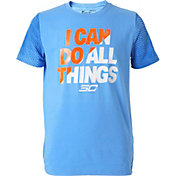 Under Armour Boys' SC30 ICDAT Graphic Basketball T-Shirt