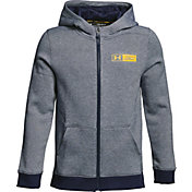 Under Armour Boys' SC30 Full Zip Hoodie