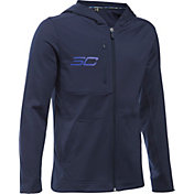 Under Armour Boys' SC30 4 Full-Zip Hoodie