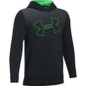 Under Armour Boys' Threadborne Fleece Tilt Hoodie