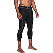 Under Armour Men's HeatGear Armour Graphic 3/4 Length Tights