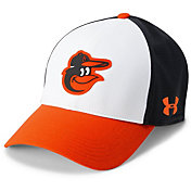 Under Armour Men's Baltimore Orioles Driver Adjustable Hat