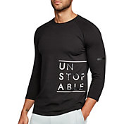 Under Armour UNSTOPPABLE MUSCLE TANK - Top - black/salt white qSgSz08