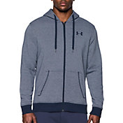 Under Armour Men's Rival EOE Fitted Full-Zip Hoodie