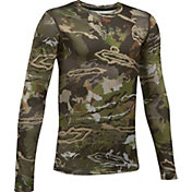Under Armour Youth Scent Control Tech Long Sleeve Hunting Shirt