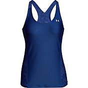Under Armour Women's HeatGear Armour Fashion Tank Top