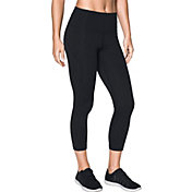 Under Armour Women's Mirror Hi-Rise Crop Leggings