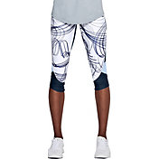 Under Armour Women's Fly Fast Printed Running Capris