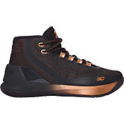 Under Armour Kids' Grade School Curry 3 Basketball Shoes