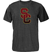 USC Authentic Apparel Men's USC Trojans Grey Lunar T-Shirt