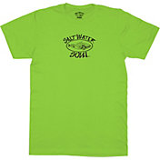 Salt Water Soul Men's Oval Logo T-Shirt