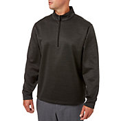 Walter Hagen Men's Space-Dye Golf 1/2-Zip