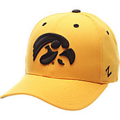 Zephyr Men's Iowa Hawkeyes Gold Competitor Adjustable Hat