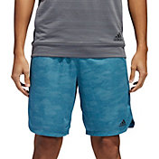 adidas Men's Axis Jacquard Training Shorts