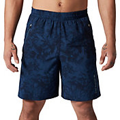 SECOND SKIN Men's Training Printed Woven 9'' Shorts